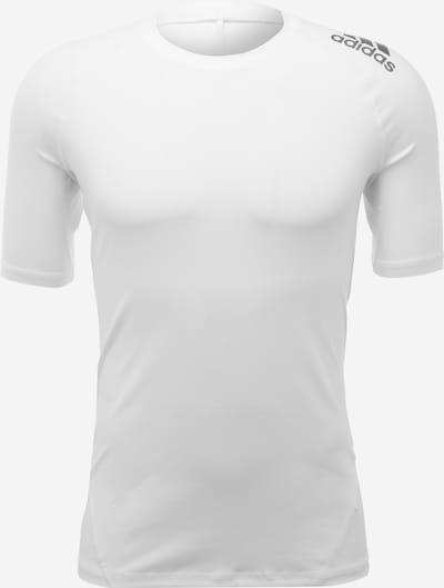 ADIDAS PERFORMANCE Shirt 'Ask' in schwarz / weiß, Produktansicht