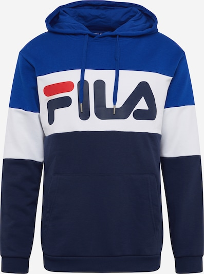FILA Bluzka sportowa 'NIGHT' w kolorze niebieski / granatowy / czerwony / białym, Podgląd produktu