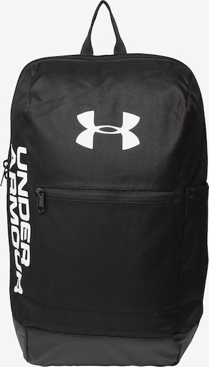 UNDER ARMOUR Sportovní batoh 'Patterson' - černá / bílá, Produkt