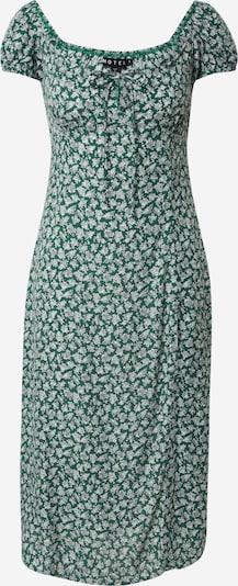 Motel Vasaras kleita 'MILLA' pieejami bēšs / zaļš, Preces skats