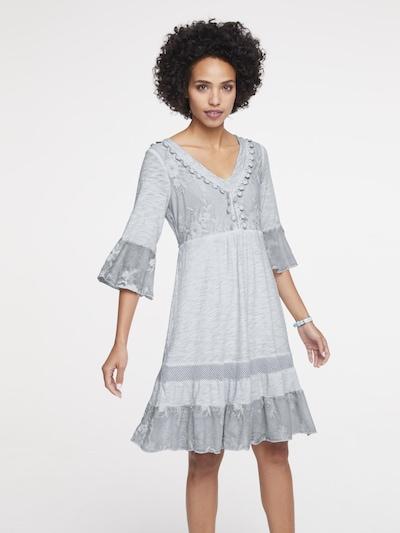 heine Kleid in opal / hellgrau, Modelansicht