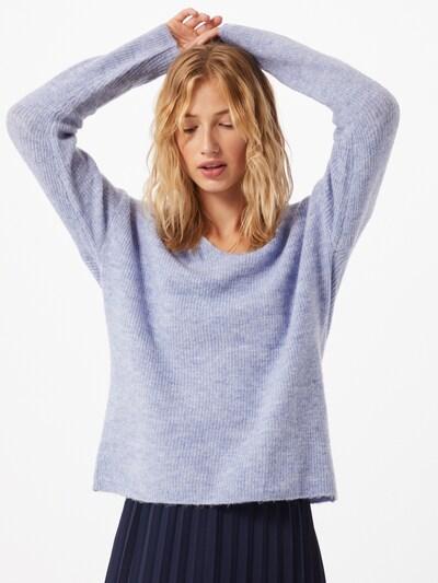 ONLY Pullover in rauchblau, Modelansicht