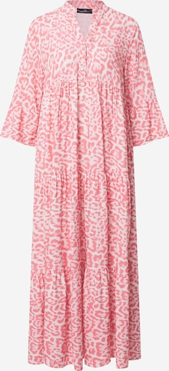 Zwillingsherz Haljina 'Fine' u roza / bijela, Pregled proizvoda