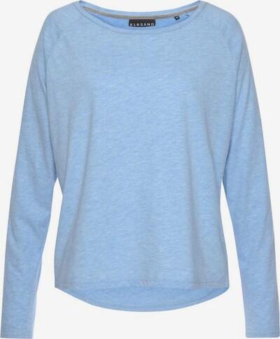Elbsand Strandshirt in hellblau, Produktansicht