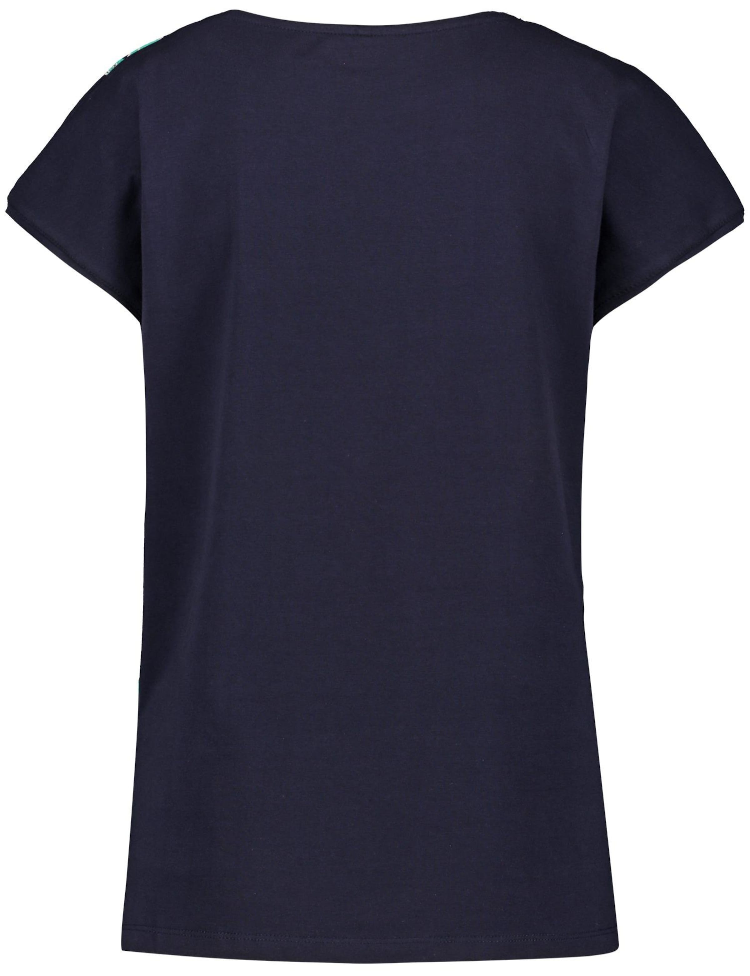 Ultramarinblau T Gerry shirt Weber In 0wvmN8n