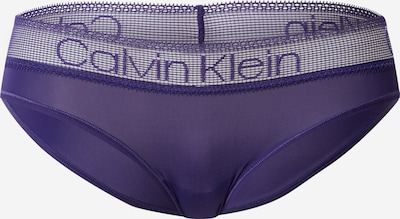 Calvin Klein Underwear Slip 'BIKINI' in lila, Produktansicht