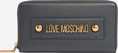 Love Moschino Portmonnaie 'SLG-LETTERING LOVE MOSCHINO' in schwarz, Produktansicht
