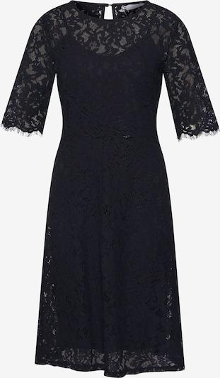 VILA Robe 'BRIELLE' en noir: Vue de face