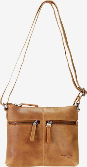 GREENLAND Tasche in braun, Produktansicht