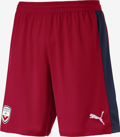 PUMA Shorts 'Girondins de Bordeaux Replica' in rot, Produktansicht