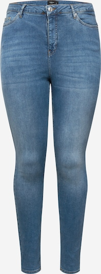Vero Moda Curve Jeans 'LORA' in de kleur Blauw denim, Productweergave