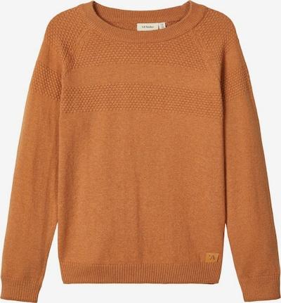NAME IT Pullover in karamell, Produktansicht