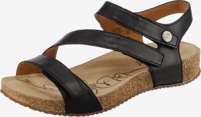 JOSEF SEIBEL Sandalen 'Tonga 25' in schwarz, Produktansicht