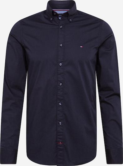 TOMMY HILFIGER Hemd in schwarz, Produktansicht