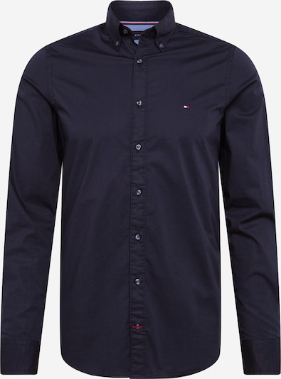 TOMMY HILFIGER Camisa en negro, Vista del producto