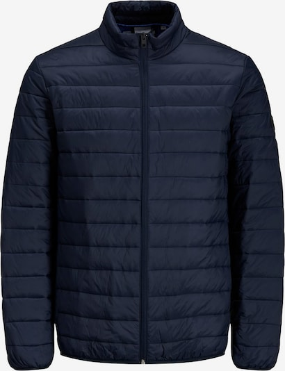 JACK & JONES Winterjas in de kleur Navy, Productweergave