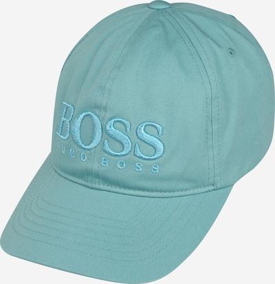 Kepurė 'Fero' iš BOSS , spalva - turkio spalva, Prekių apžvalga