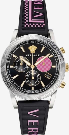 VERSACE Uhr 'Sport Tech 40, VELT00619' in pink / schwarz, Produktansicht
