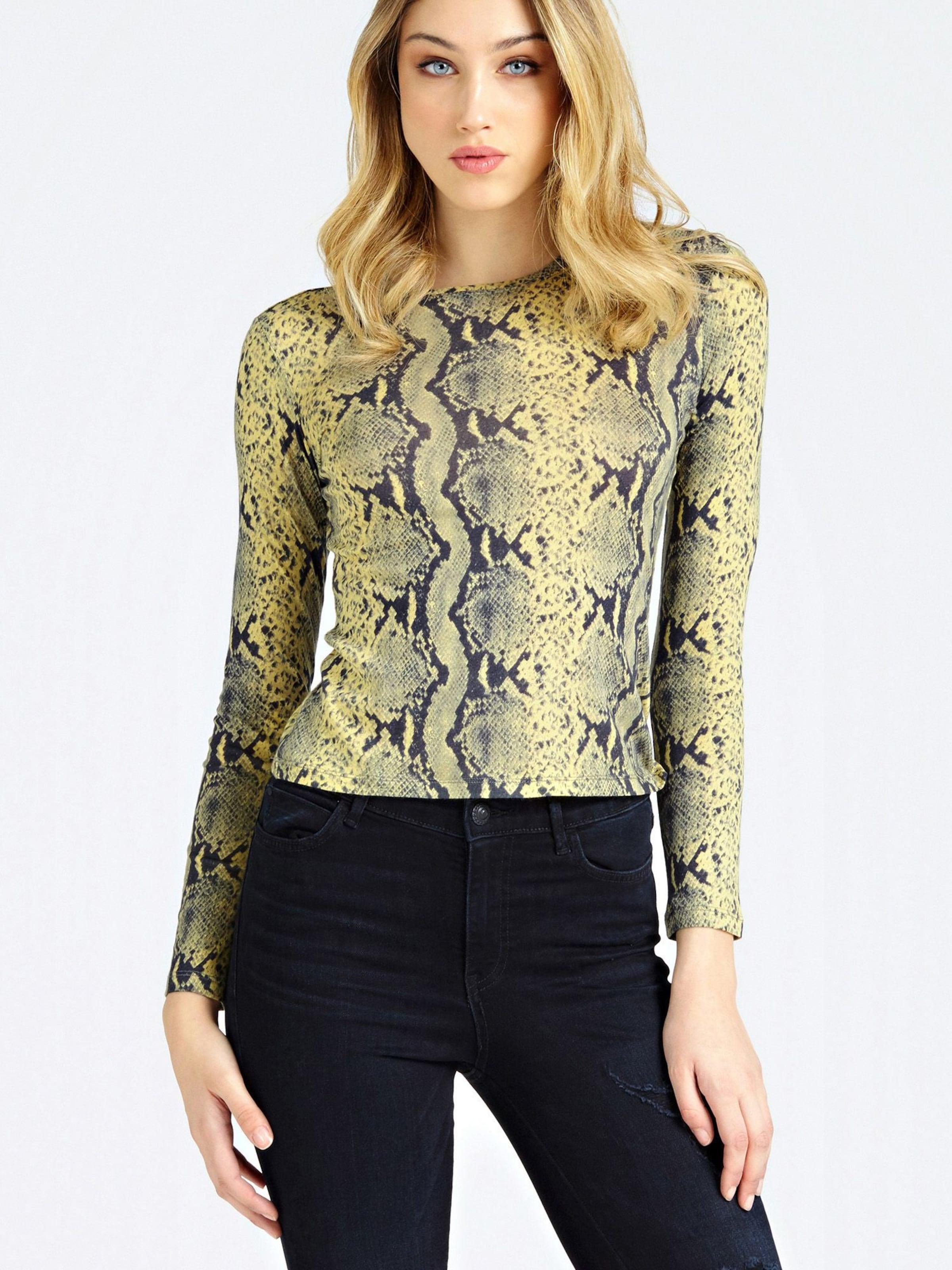 Guess In GoldgelbOliv Shirt Shirt Guess If7vb6gyYm