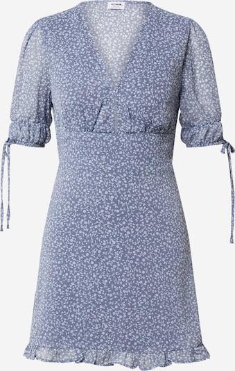 Cotton On Kleid 'SANDRA' in rauchblau / hellblau, Produktansicht