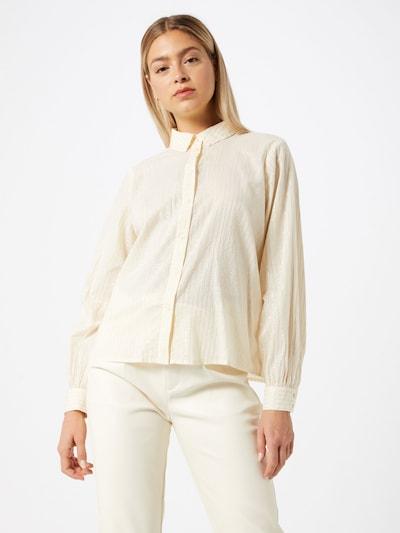 VERO MODA Bluse 'VMKORONI' in beige, Modelansicht