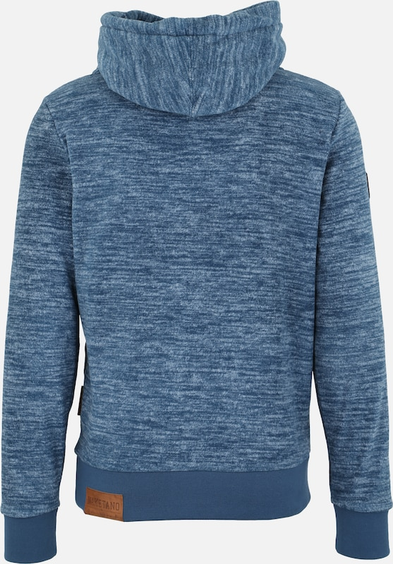 En Sweat En Sweat Naketano shirt Naketano Sweat Bleu shirt Bleu Naketano 4jL3AR5cq