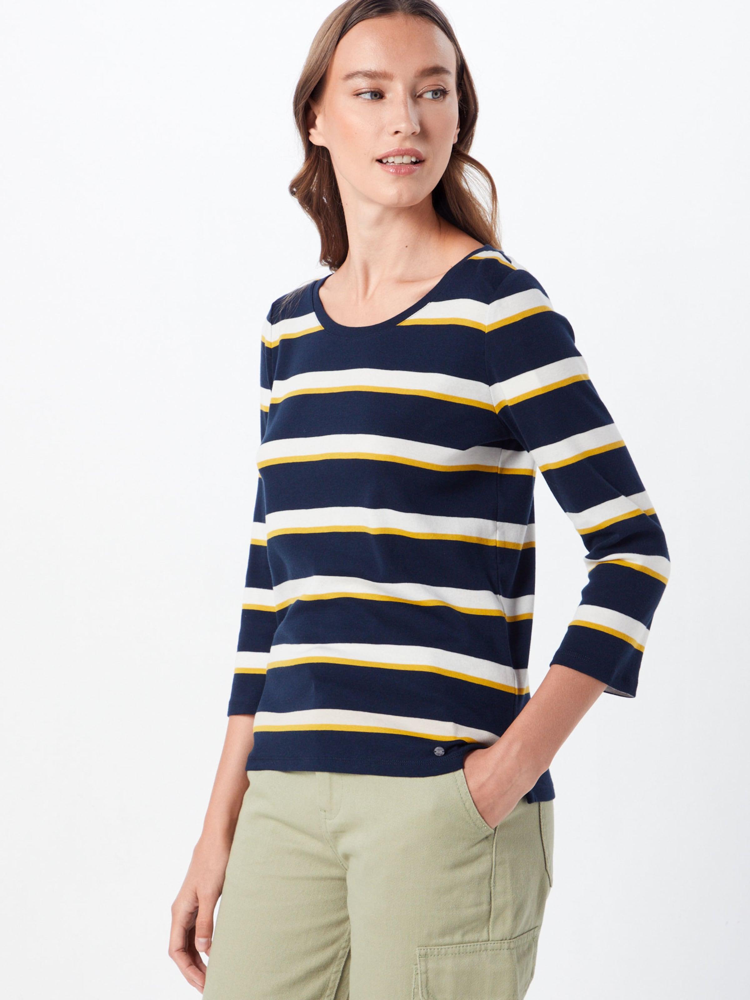 Brax 'clara' Brax Shirt 'clara' Shirt In NavyWeiß wvN8nm0