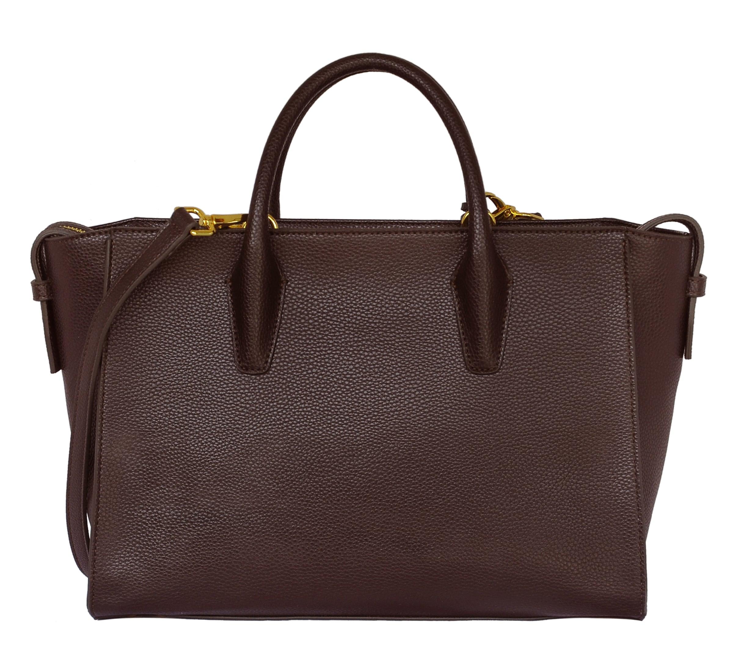 Handtasche In Silvio Silvio Tossi Tossi Schoko X8wON0Pkn