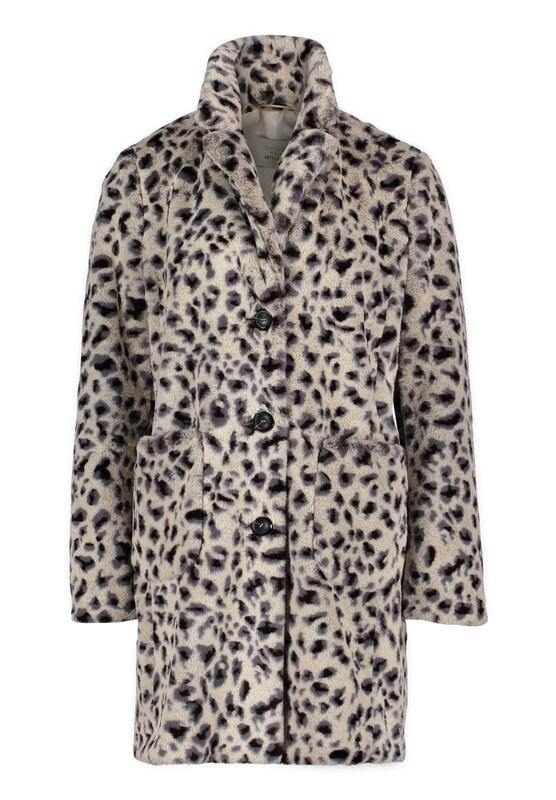 größte Auswahl von 2019 frische Stile wo zu kaufen Betty Barclay Wintermantel in Lichtbruin / Taupe