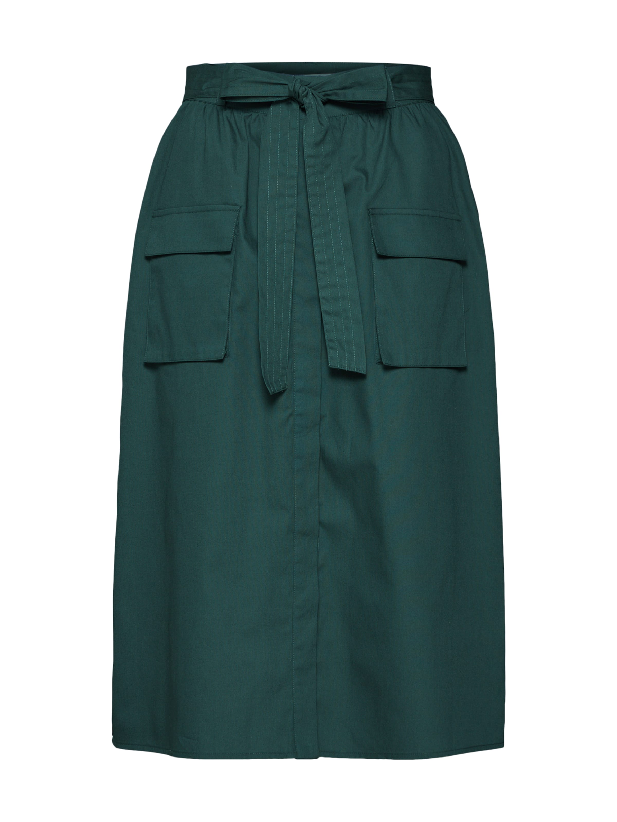 Jupe Vert Midi Hw Skirt' Vila 'vinyala En RjL534qA
