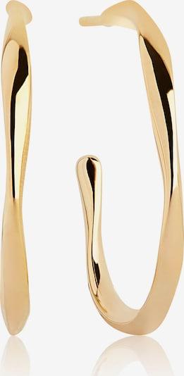 Sif Jakobs Creole 'Cetara Pianura' in gold, Produktansicht