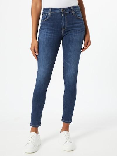 AG Jeans Jeans 'Farrah' in dunkelblau, Modelansicht