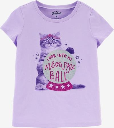 OshKosh T-Shirt in lila, Produktansicht