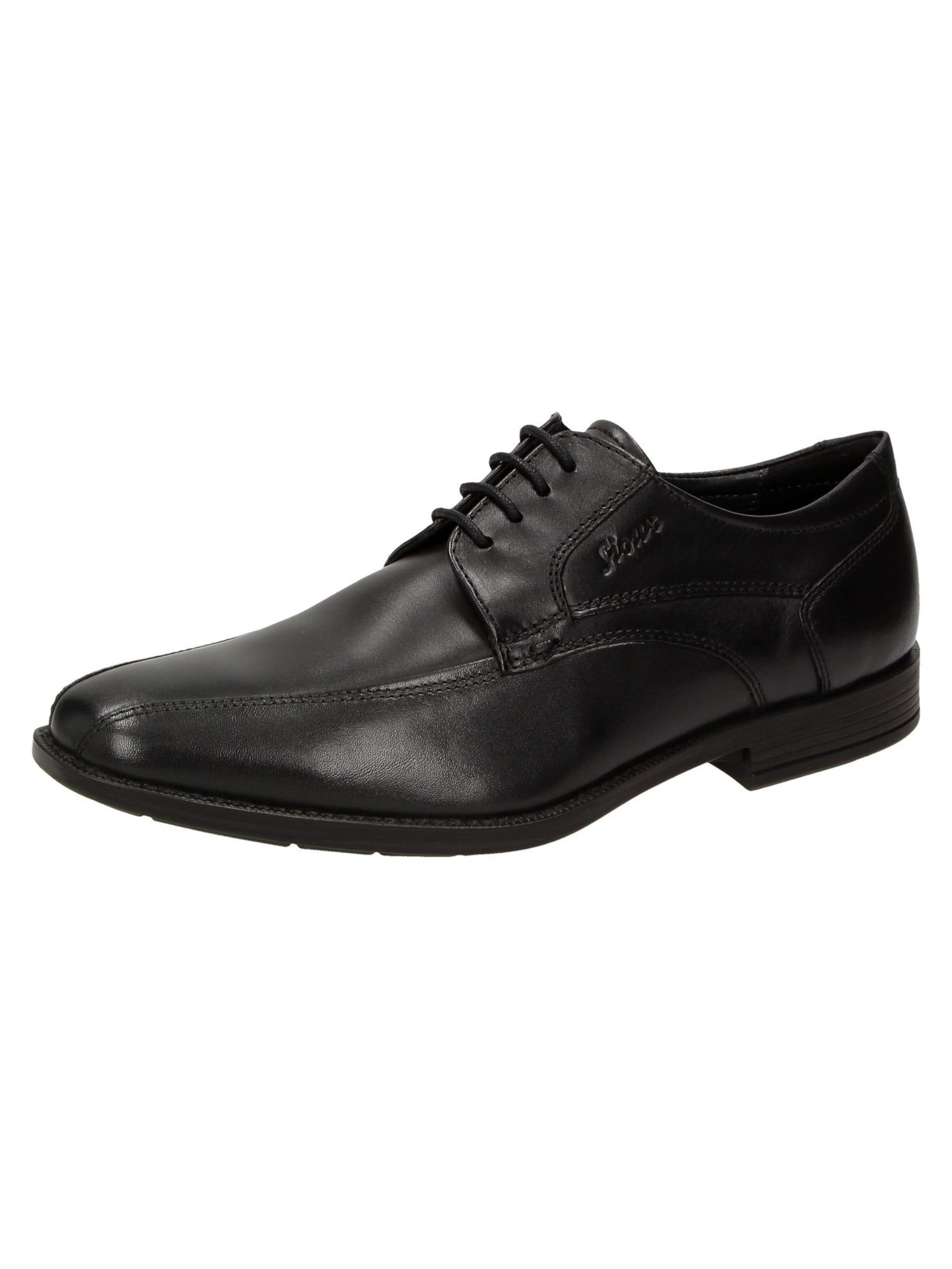 SIOUX Schnürschuh Kallon Verschleißfeste billige Schuhe