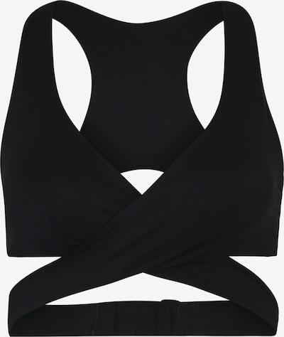 Daquïni Sport-BH 'Lilly Bra' in schwarz, Produktansicht