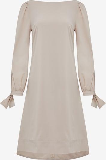 faina Kleid in beige, Produktansicht