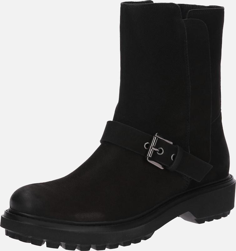 Geox Geox 'asheely' En Noir Noir Geox Boots Boots En 'asheely' thrCsQd