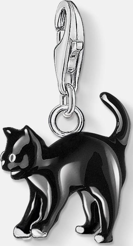 Thomas Sabo Charm-Einhänger 'Katze, 0701-007-11'