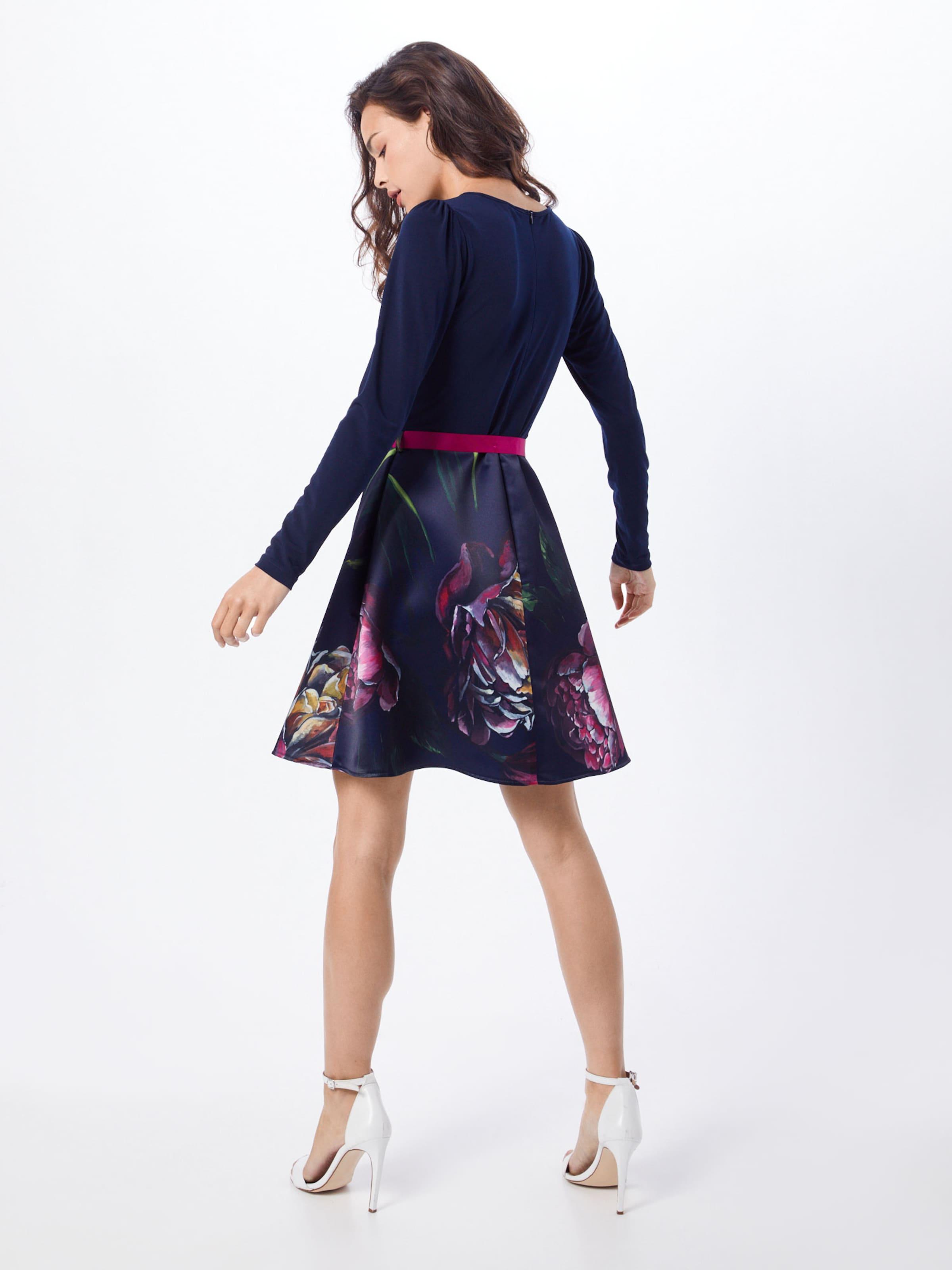 Swing Swing Kleid Schwarz Kleid In Kleid Swing In BlauMischfarben In Schwarz BlauMischfarben BlauMischfarben 7bgf6y
