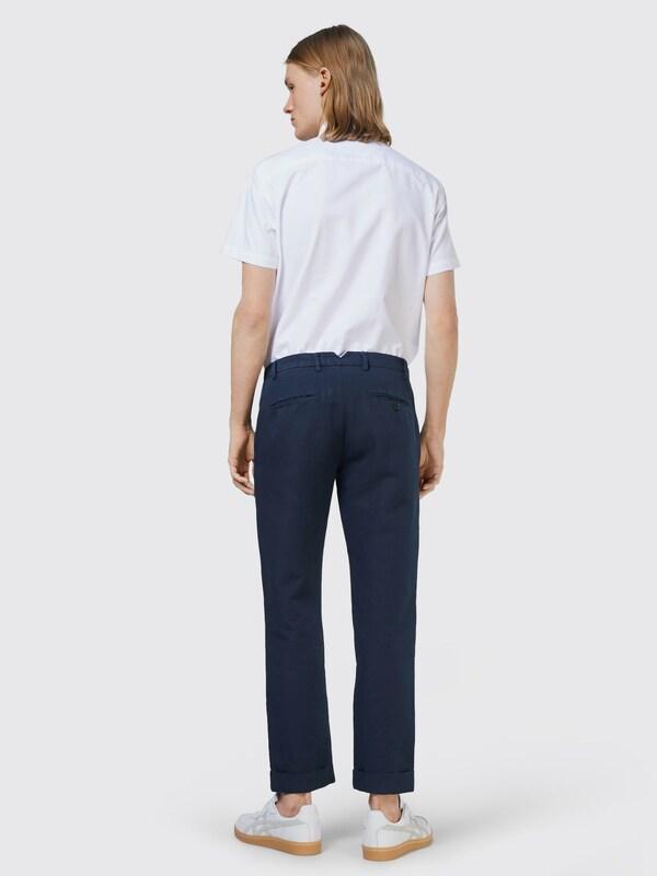En Pantalon Nowadays Bleu Chino Foncé PiuZwOkXT