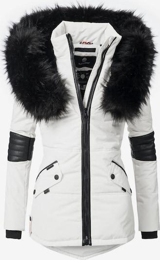 NAVAHOO Зимно яке 'Nirvana' в черно / бяло, Преглед на продукта