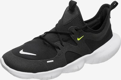 NIKE Sneaker in neongelb / schwarz / weiß, Produktansicht