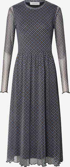 modström Kleid 'Fairy' in nachtblau / goldgelb / grau, Produktansicht