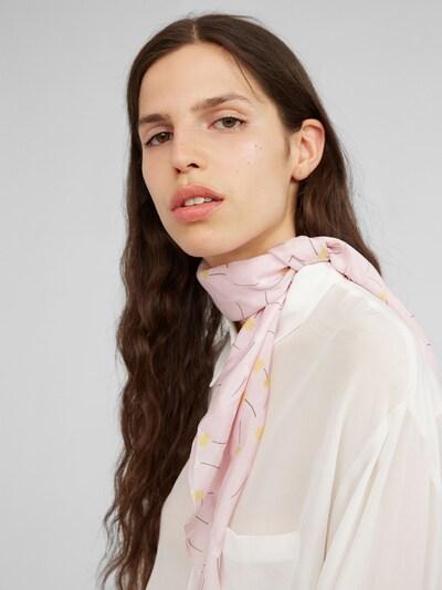 Veido kaukė 'Ranee' iš EDITED , spalva - rožinė / balta, Modelio vaizdas