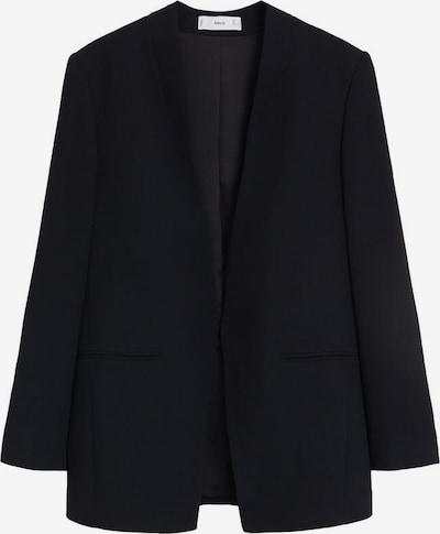 MANGO Blazer 'Leonora' in schwarz, Produktansicht