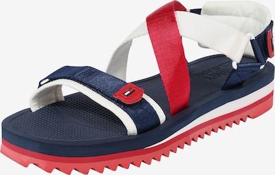 kék / piros / fehér Tommy Jeans Szandálok 'SPIKEY 3', Termék nézet