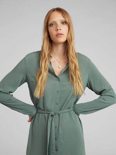 EDITED Kleid 'Reza' in grün, Modelansicht