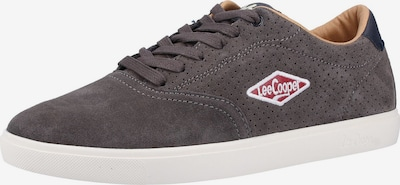 Lee Cooper Sneaker in taupe, Produktansicht