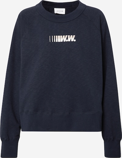 WOOD WOOD Sweatshirt 'Hope' in navy, Produktansicht