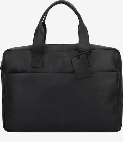 Burkely Aktentasche 'River' in schwarz, Produktansicht